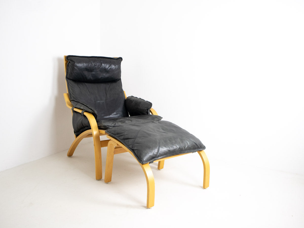 Danish Modern lounge chair