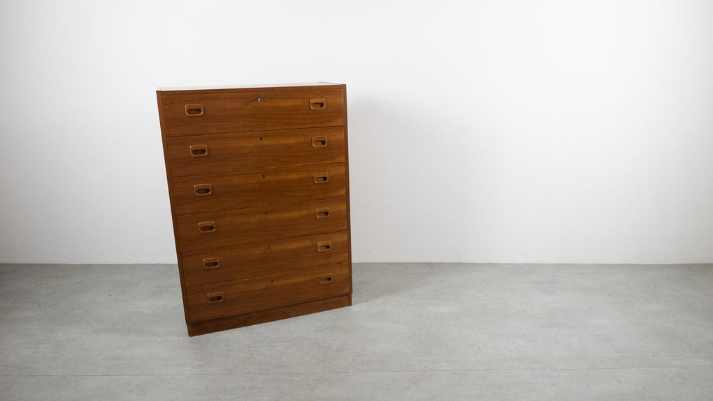 Danish Modern chest of drawers