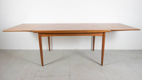 Danish Modern extending table