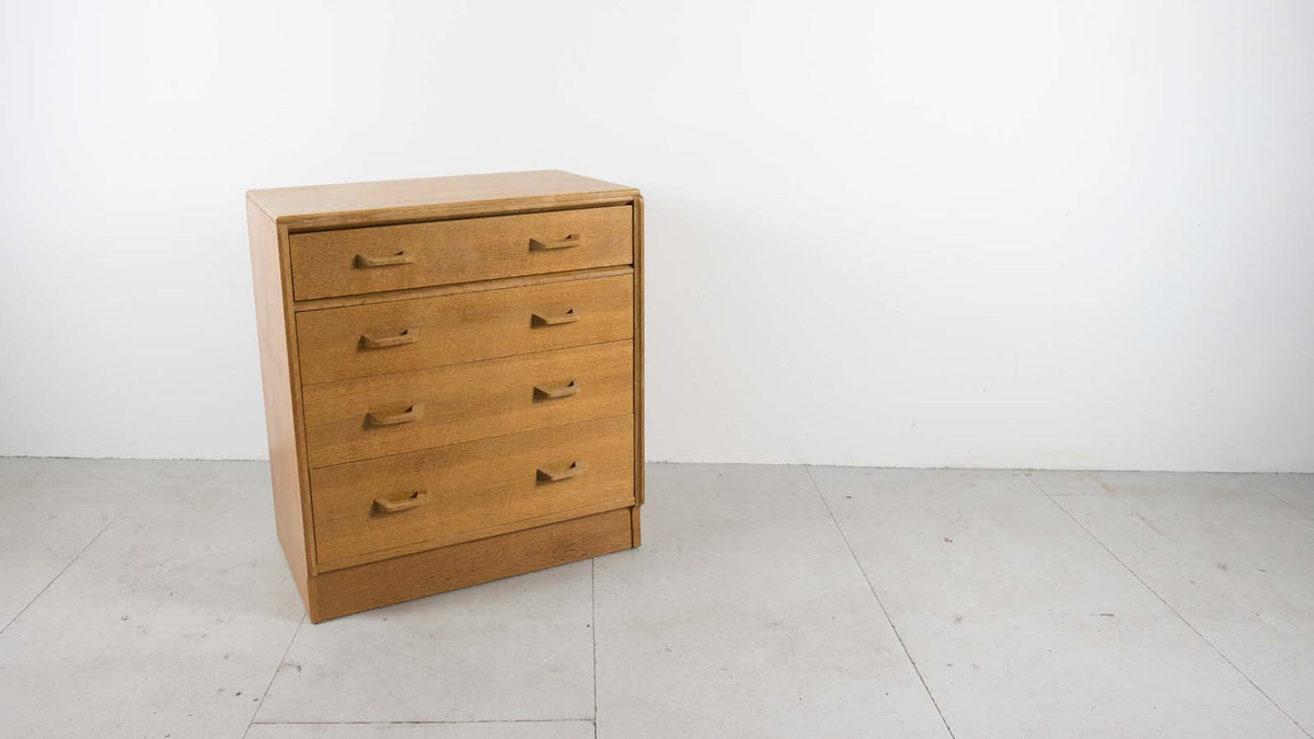 Light Oak Chest of Drawers