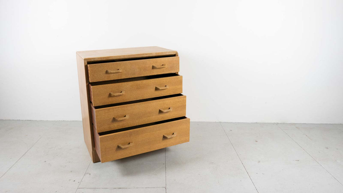 MCM Chest of Drawers open