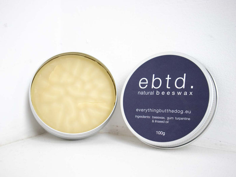 ebtd Natural Beeswax - 100g