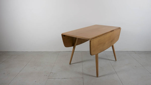 Ercol drop-leaf table