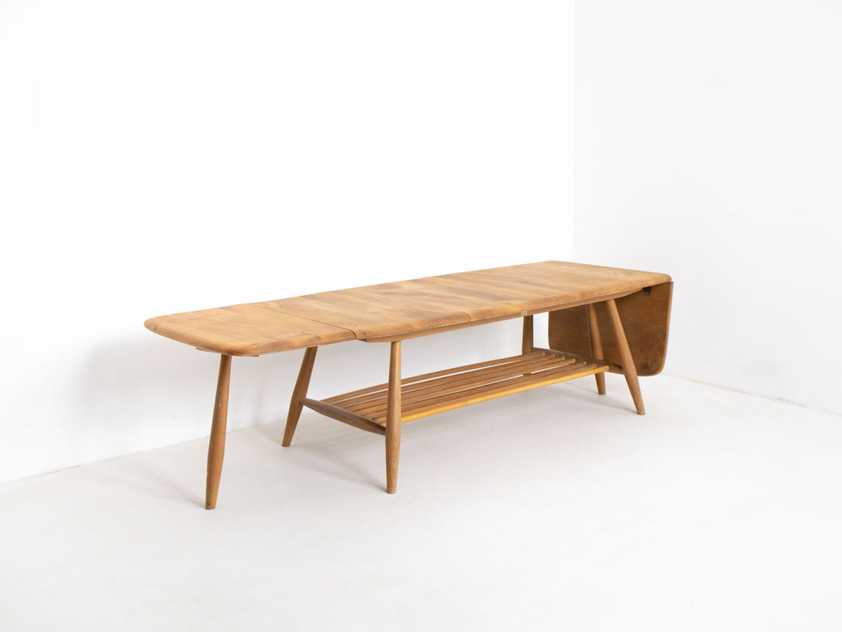 mid century modern Ercol coffee table