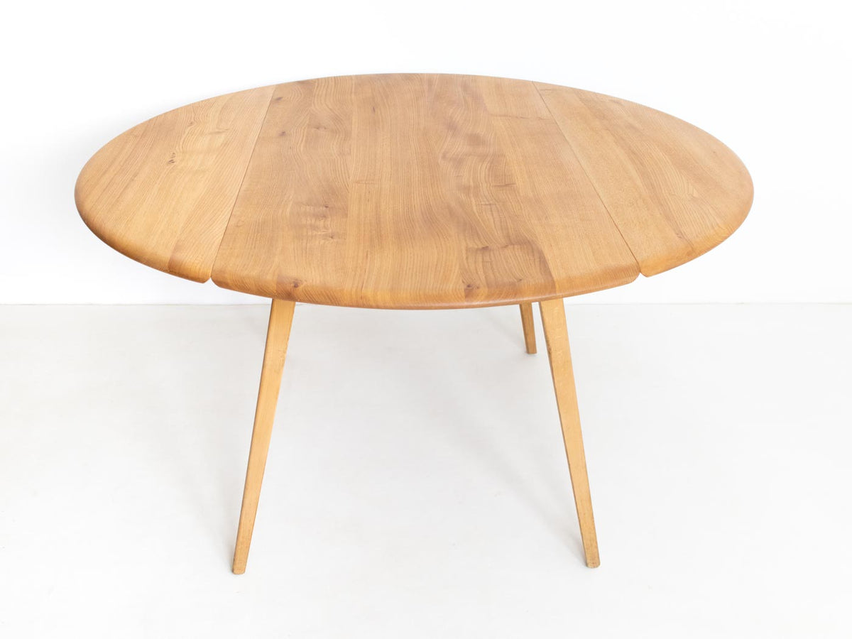 mid century modern Ercol dining table