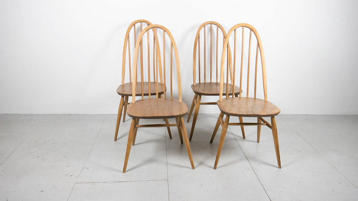 Ercol Quaker chair set
