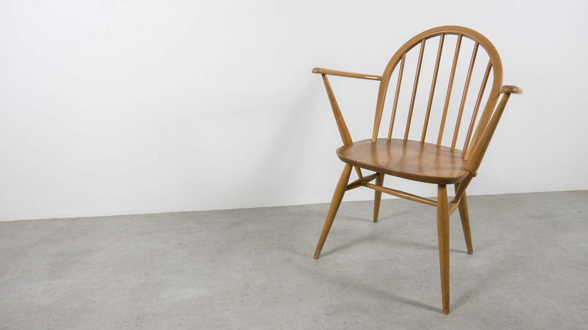 Original Ercol Windsor carver