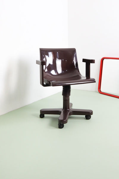 original Sottsass desk chair