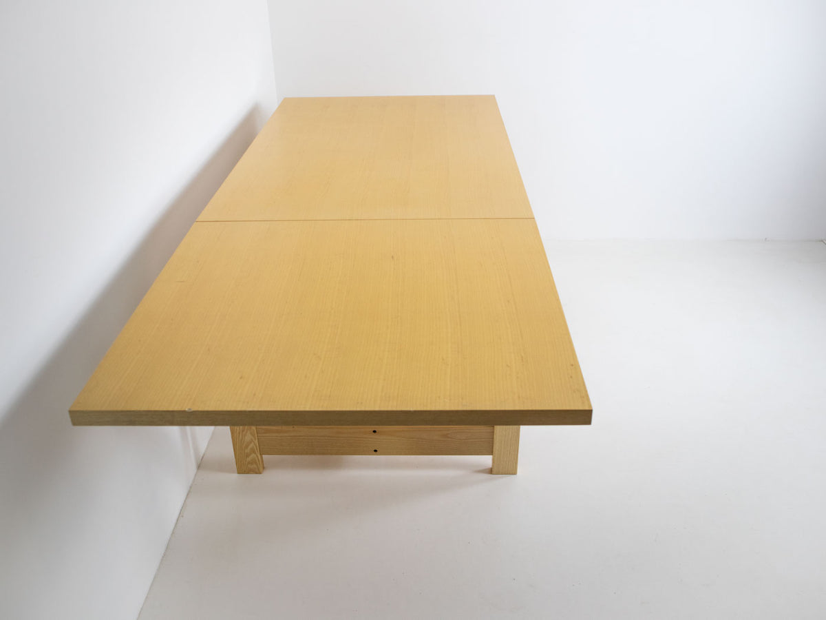 Scandi dining table