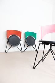 Bonaldo Sofia Chairs by Bartoli