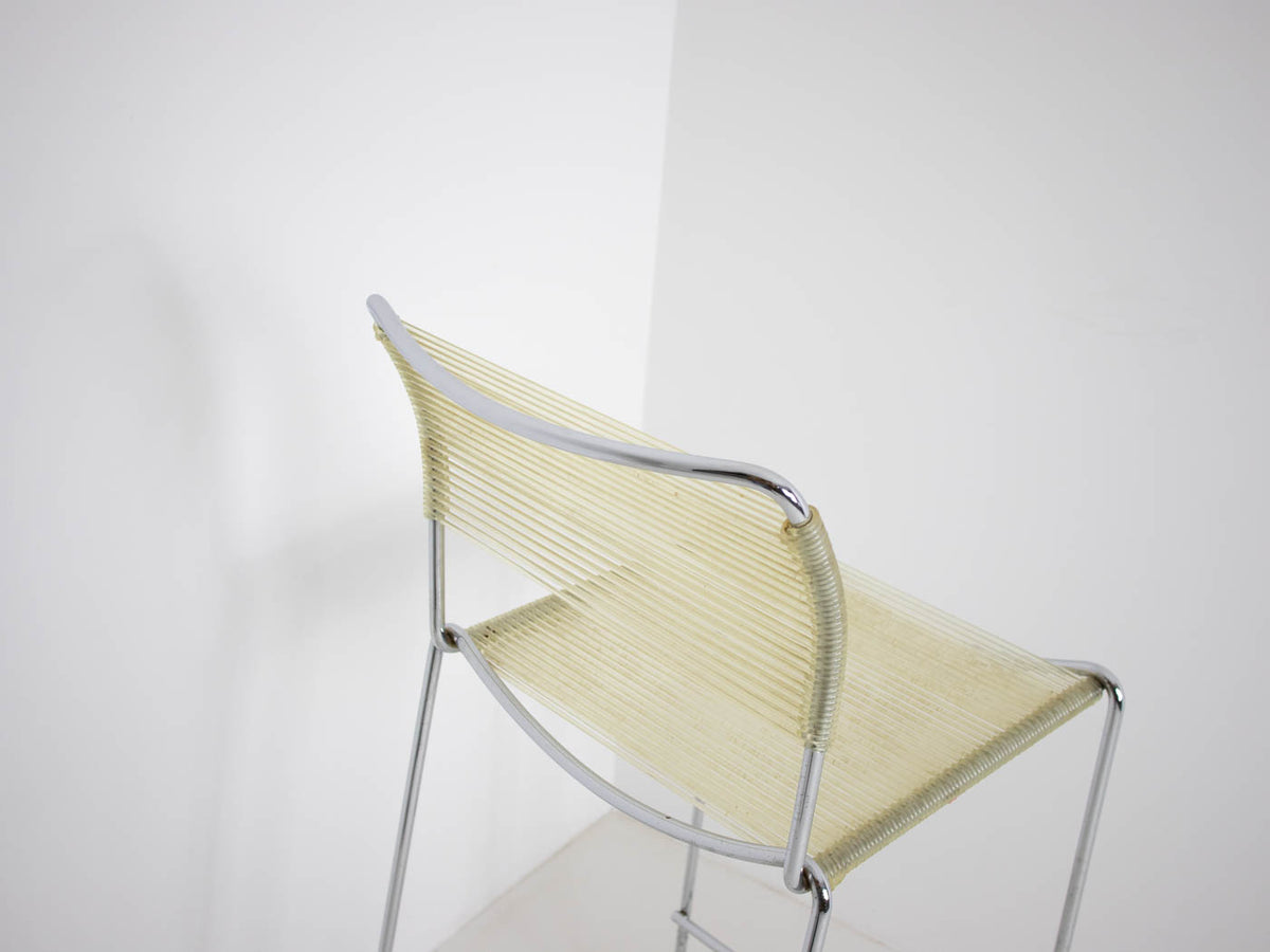 Giandomenico Belotti spaghetti stool