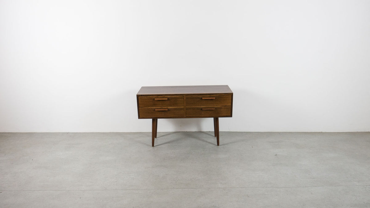Kai Kirstiansen rosewood side table