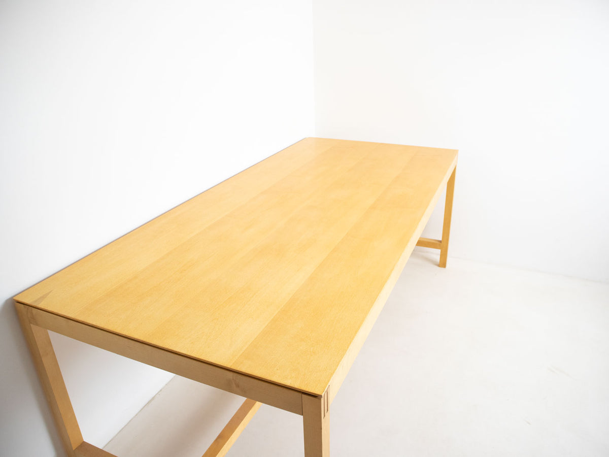 Large Trio Table by Karl Andersson and Söner - Beech