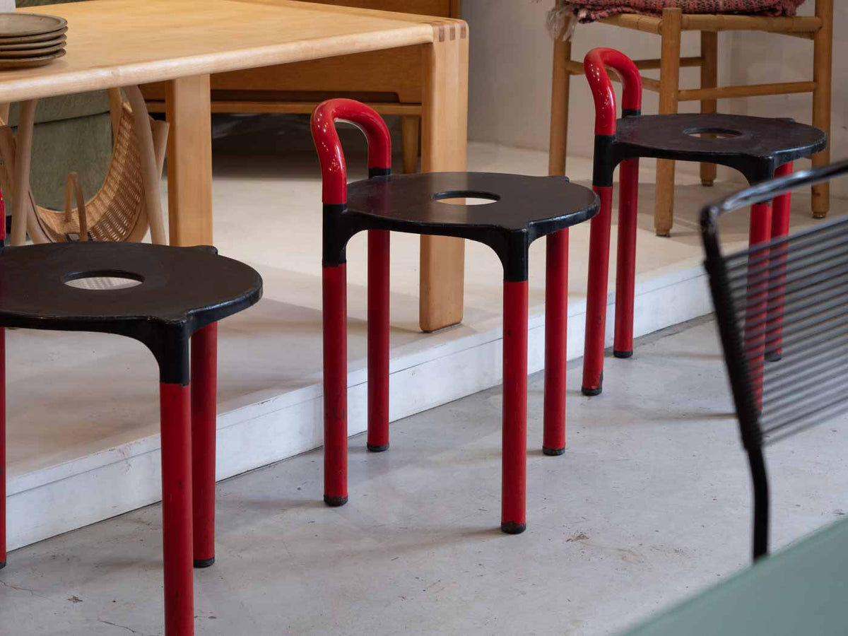 Kartell Polo Stool by Anna Castelli Ferrieri