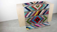 Colourful Kilim rug