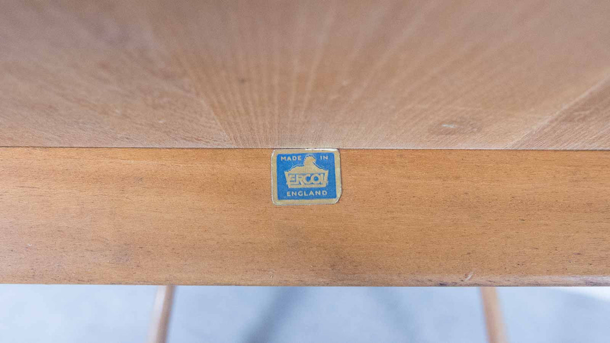 Ercol label