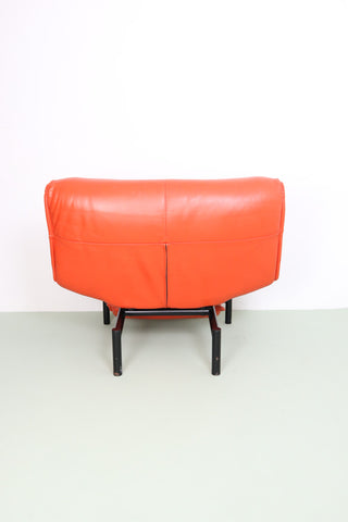 Original Verdana Armchair by Vico Magistretti for Cassina