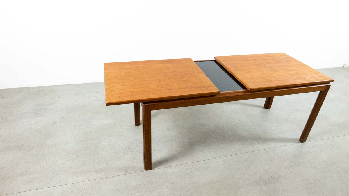 Mid century extending coffee table