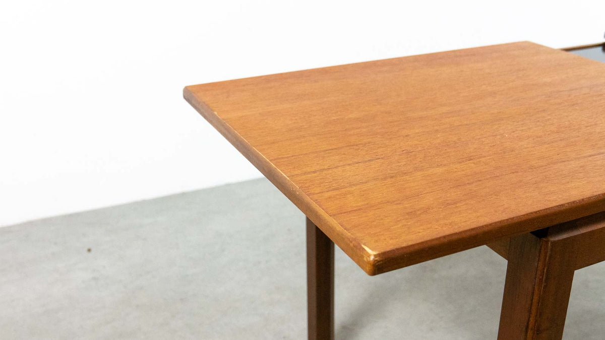 Vintage teak coffee table