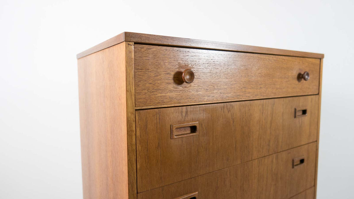 MCM chest of drawers