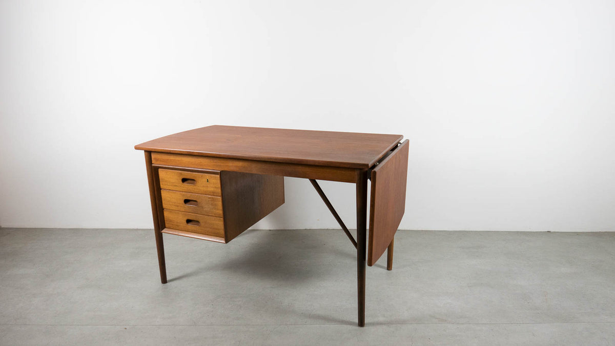 Mid-century modern writing desk