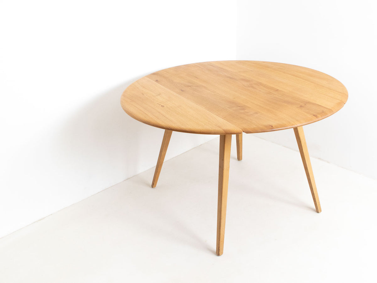 Mid century Ercol dining table