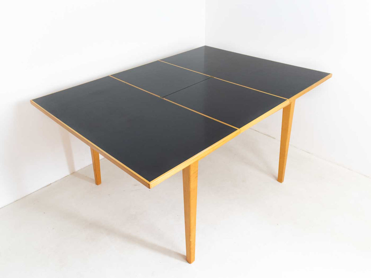 Vintage black table