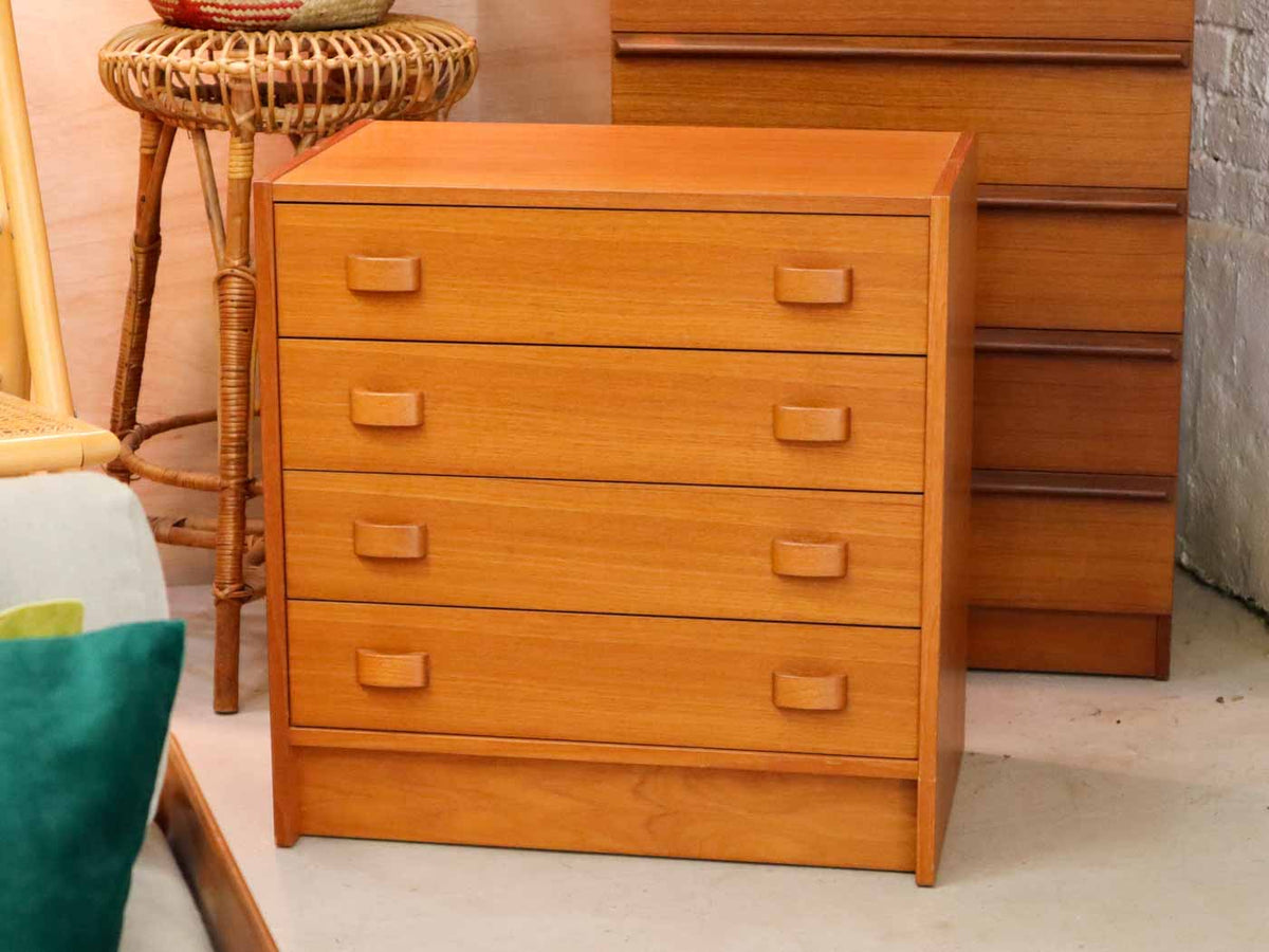 Scandinavian chest of drawers London