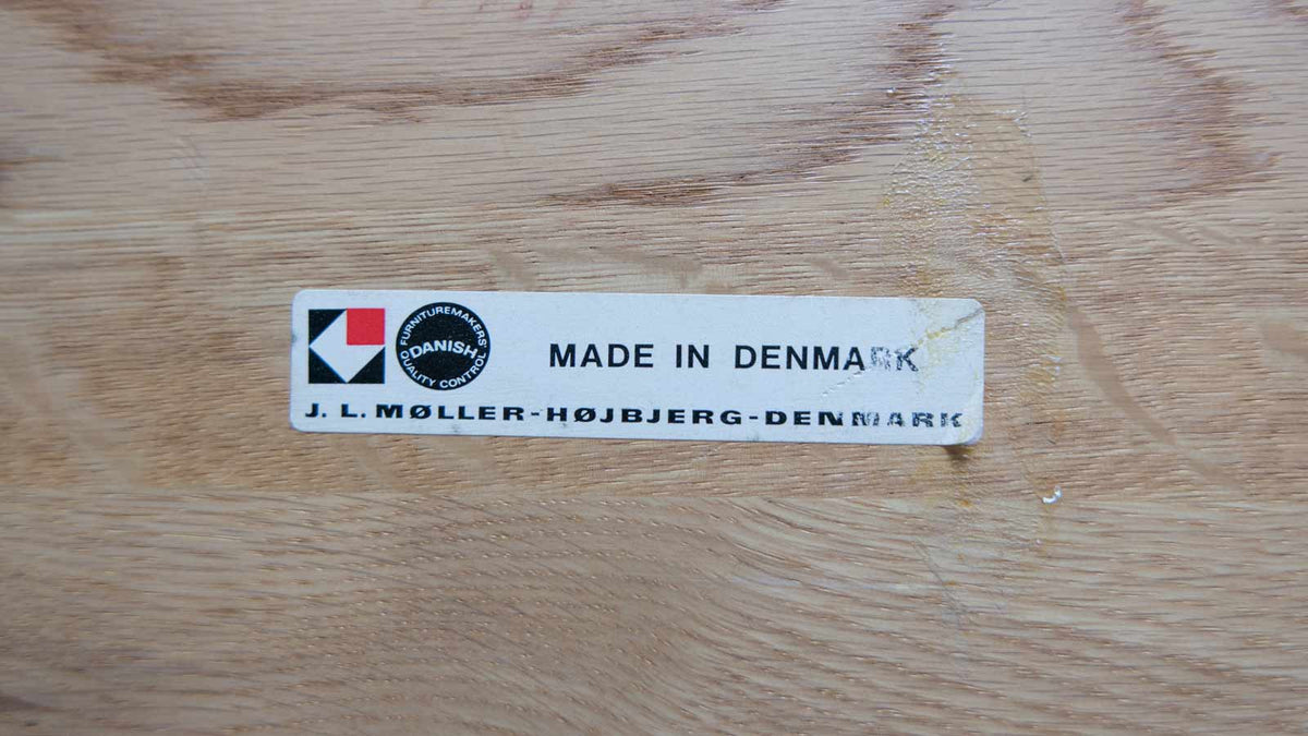 Danish Modern label