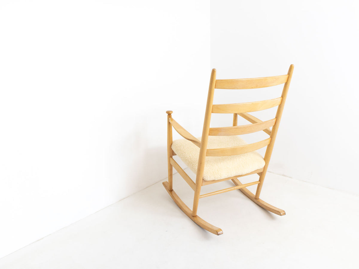Vintage Eilersen rocking chair