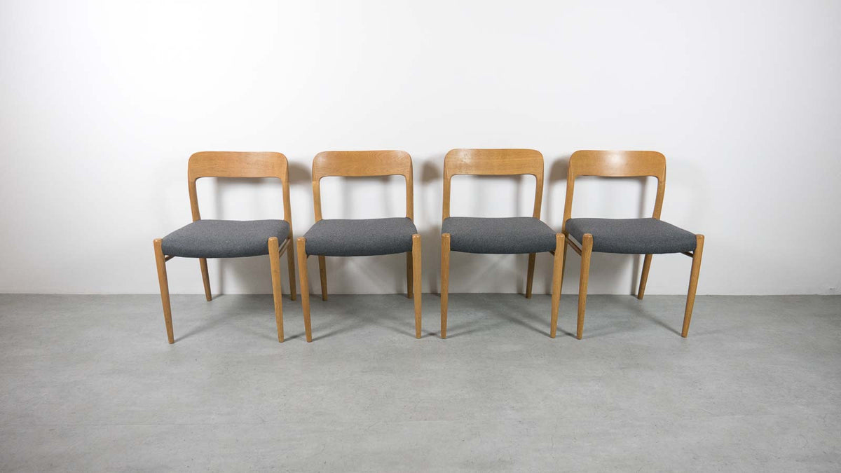 Møller dining chairs