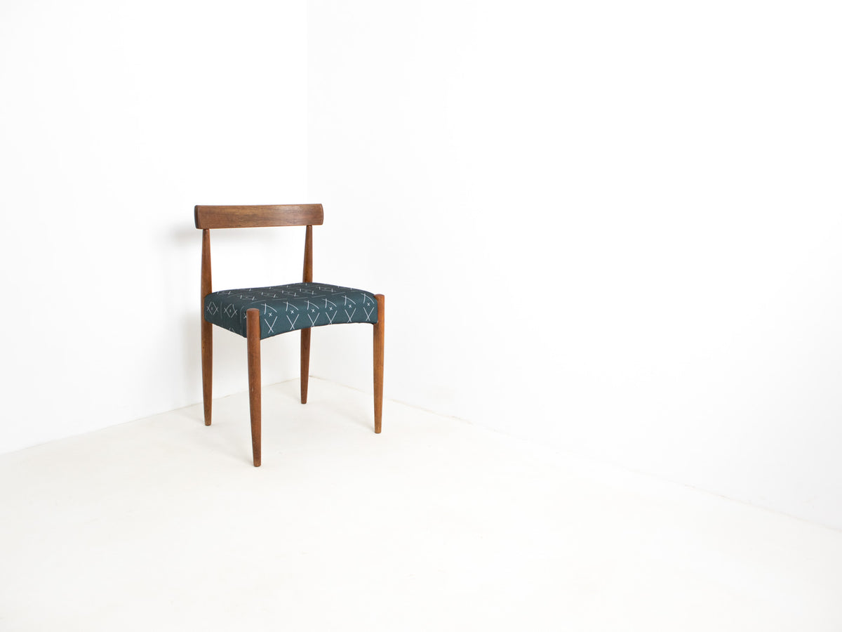 Danish modern dining chairs