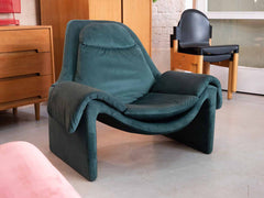 P60 Lounge Chair by Vittorio Introini for Saporiti