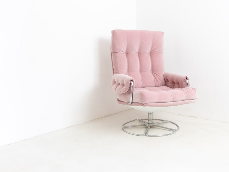 Bruno Mathsson swivel chair