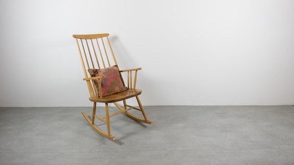 Roland Rainer rocking chair