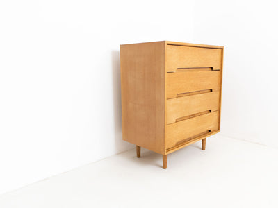 Tall Stag C Range Chest of Drawers
