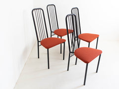 Retro vintage dining chairs