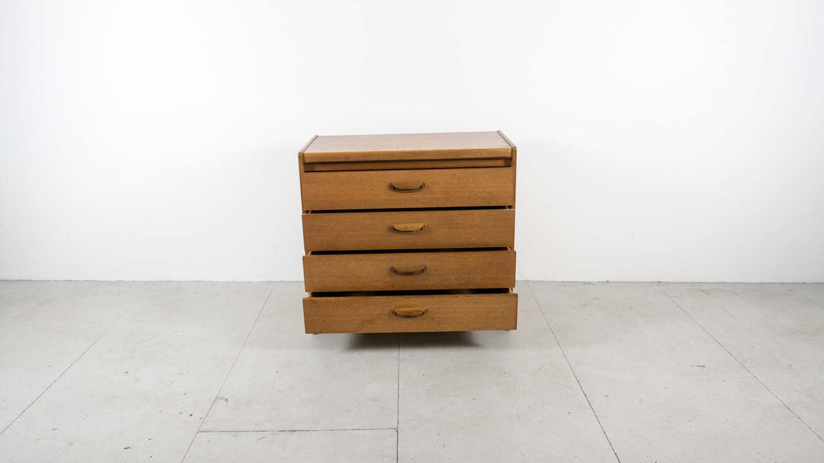 teak drawer set