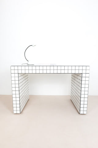 Tiled Desk by ebtd