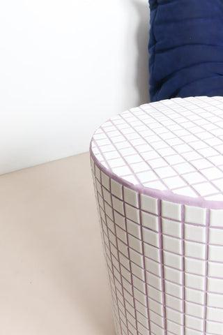 tiled stool UK