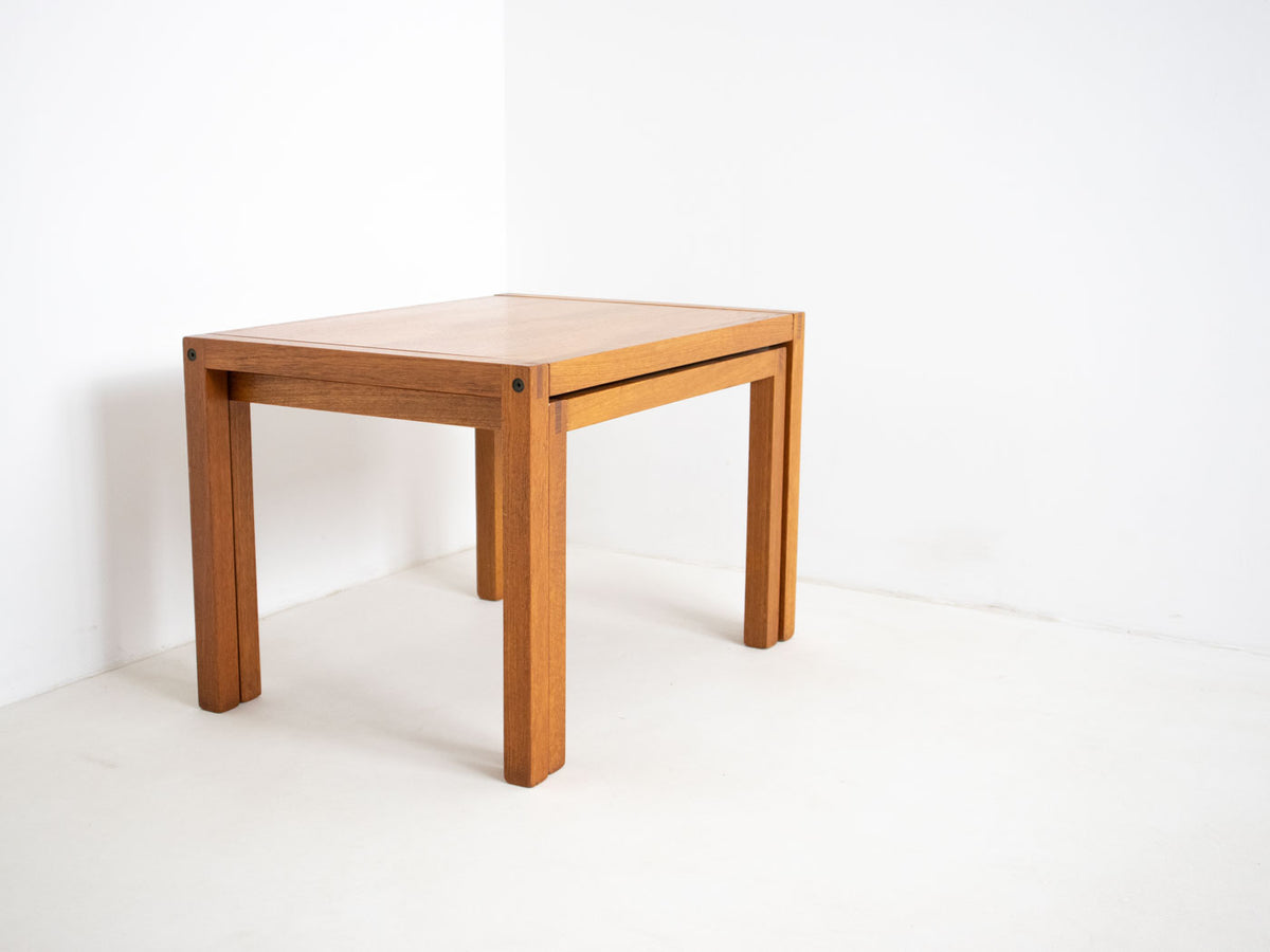 Danish nested tables