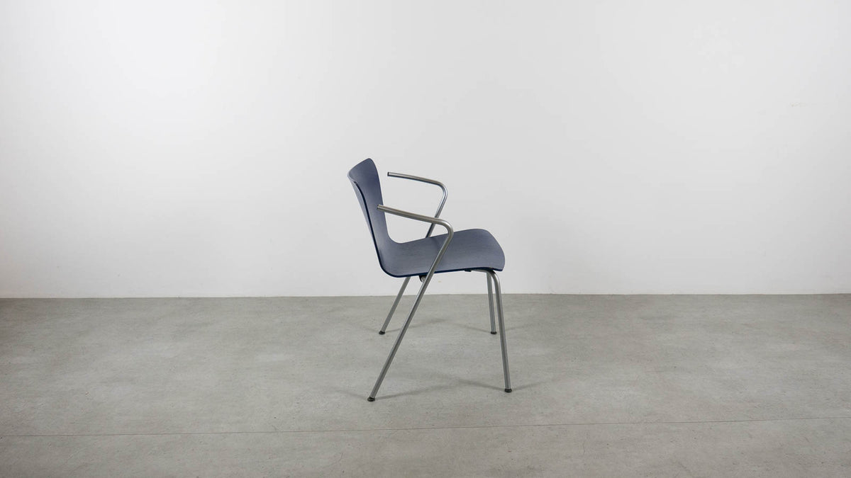Vico Magistretti dining chairs