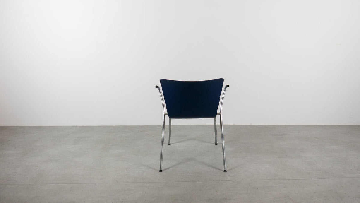 Fritz Hansen stacking chairs