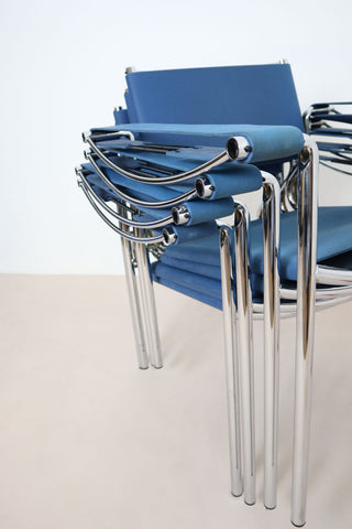 Original Alias stacking chairs