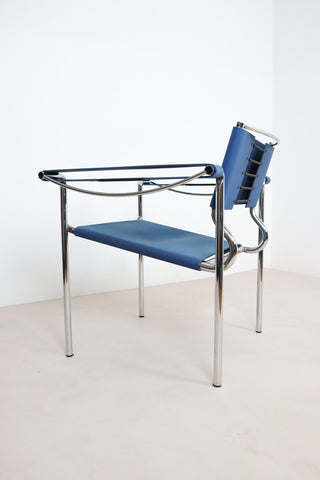Retro Italian stacking chair