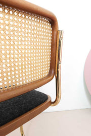 Vintage Bauhaus dining chair