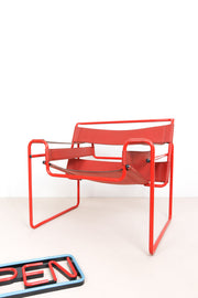 Marcel Breuer Style Wassily Armchair