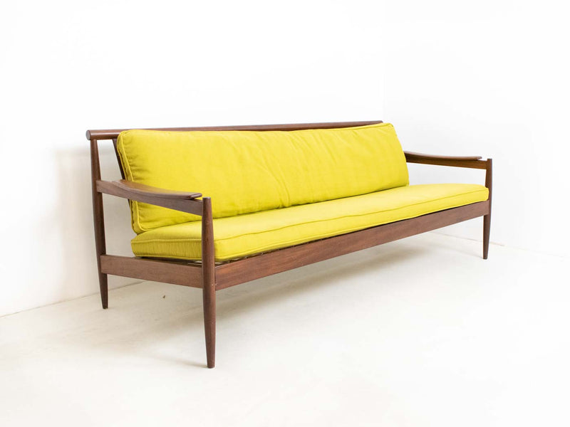 Danish Three-Seater Sofa