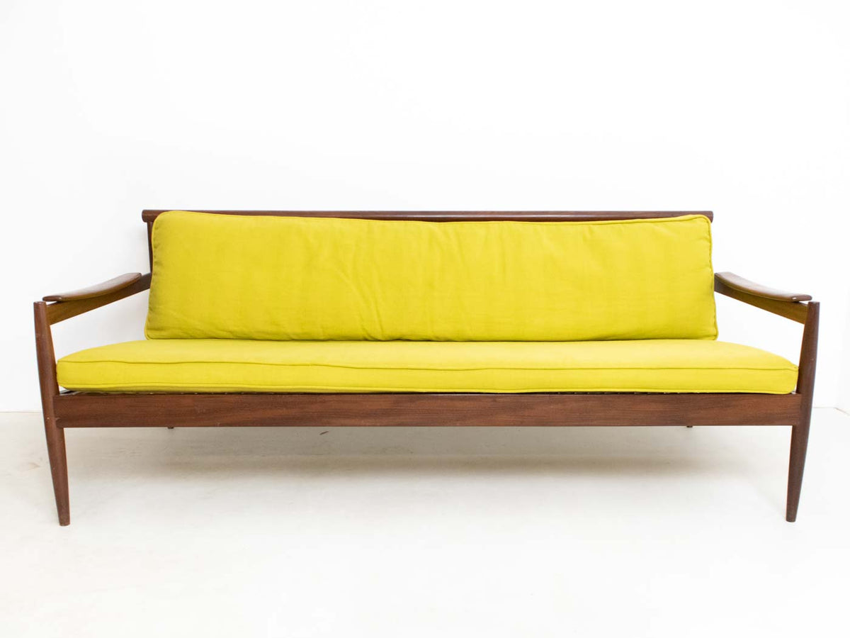Danish teak sofa London
