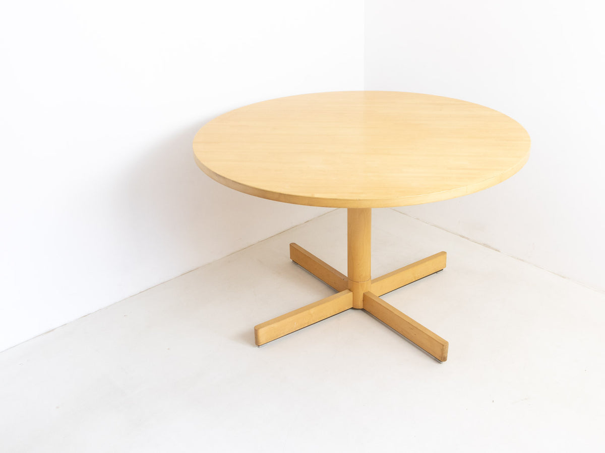 Mid century Swedish dining table